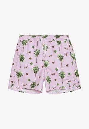 SANDHAMN COCONUTS - Shorts - pink