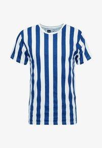 Dedicated - BIG STRIPES - T-shirts print - off-white - 3