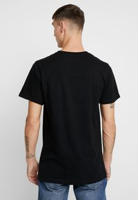 Dedicated - STOCKHOLM RAINBOW - Camiseta estampada - black - 2
