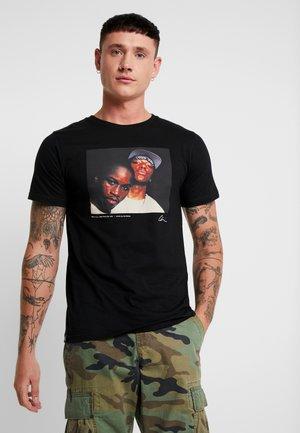 STOCKHOLM MOBB DEEP - T-shirt print - black