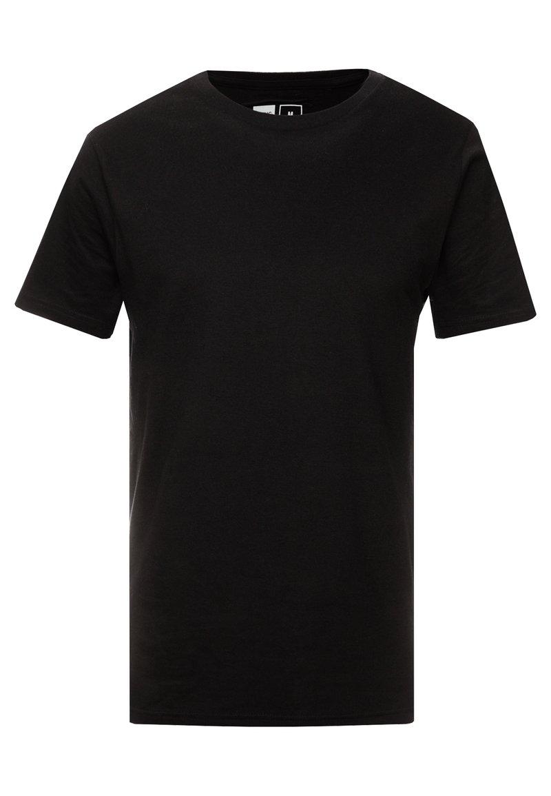 Dedicated - STOCKHOLM - T-shirt basic - black