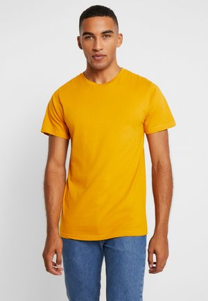 STOCKHOLM - Basic T-shirt - mustard