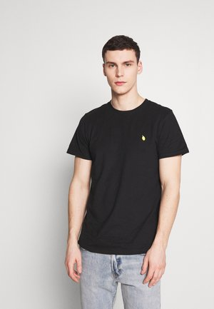 STOCKHOLM LEMON - Print T-shirt - black