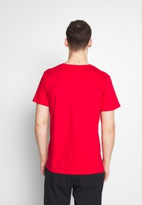 Dedicated - STOCKHOLM PULP FICTION - T-shirt imprimé - red - 2