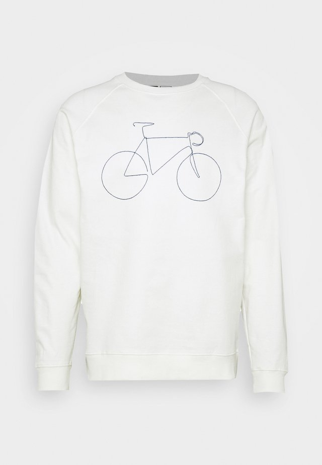 MALMOE BICYCLE - Sweater - off-white