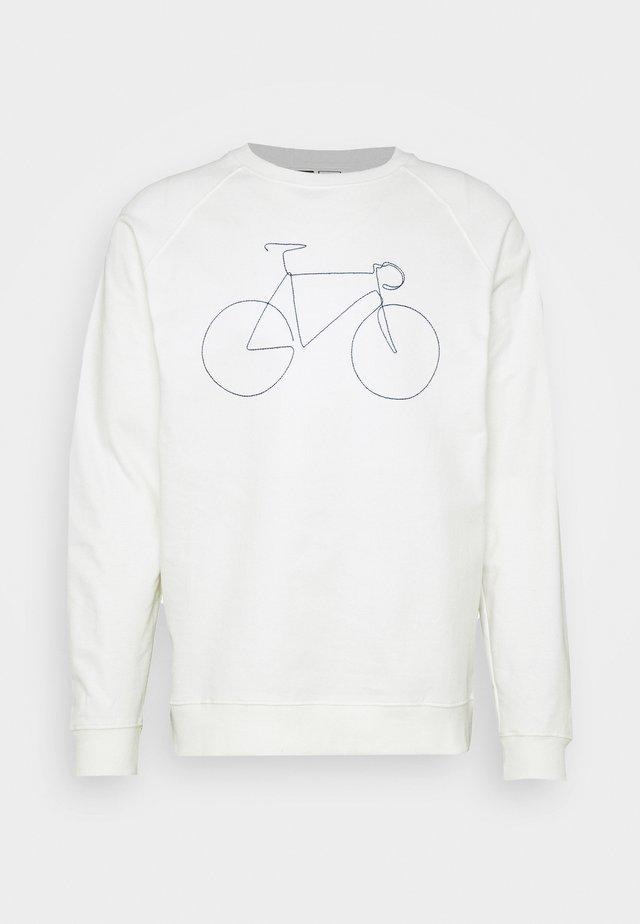 MALMOE BICYCLE - Sweatshirts - off-white