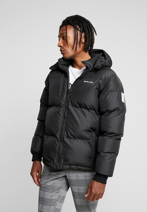 PUFFER JACKET DUNDRET - Chaqueta de invierno - black