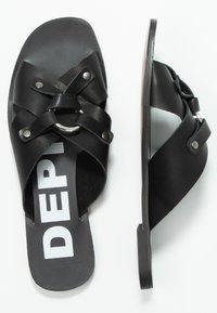 Depp - Sandaler - black - 3