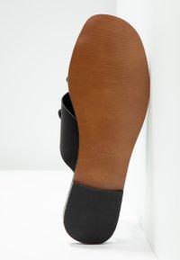 Depp - Sandaler - black - 6
