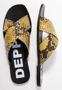 Depp - Pantofle - amarillo - 3