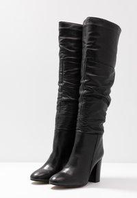Depp - Boots med høye hæler - black - 4