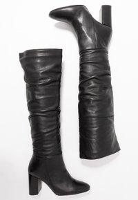 Depp - Boots med høye hæler - black - 3