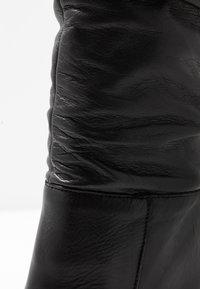 Depp - Boots med høye hæler - black - 2