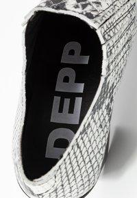 Depp - Botines bajos - blanco - 2