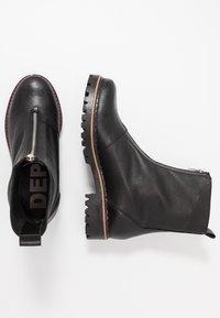 Depp - Støvletter - black - 3