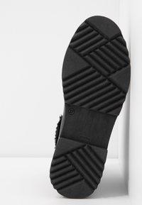 Depp - Platform ankle boots - black - 6