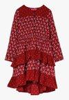 Derhy Kids - AURIANE - Skjortklänning - rouge