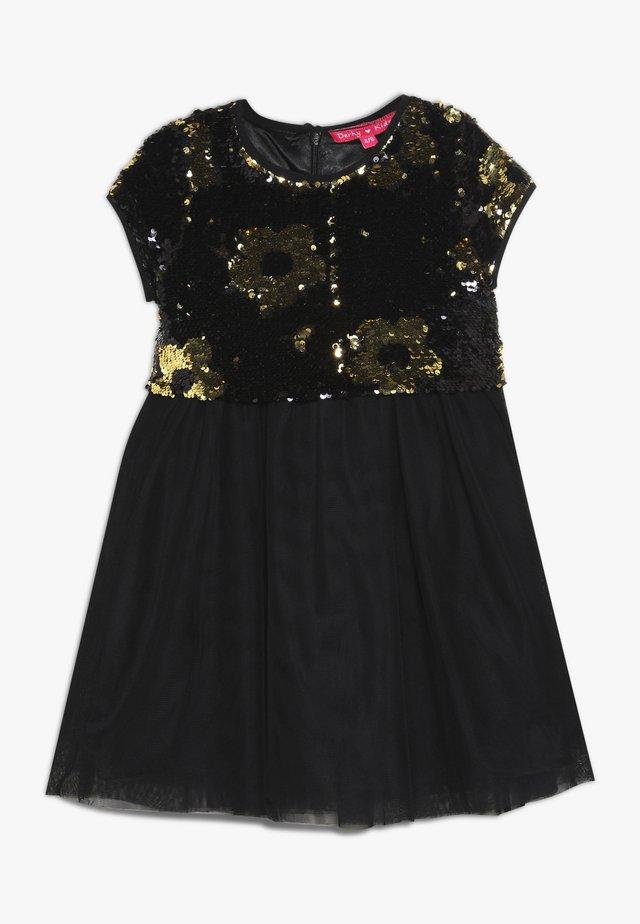 EMILDA - Cocktailklänning - noir