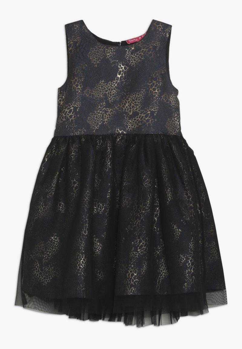 Derhy Kids - ERNESTINE - Cocktail dress / Party dress - marine