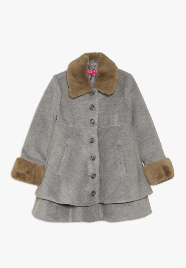 MORGANE - Short coat - gris