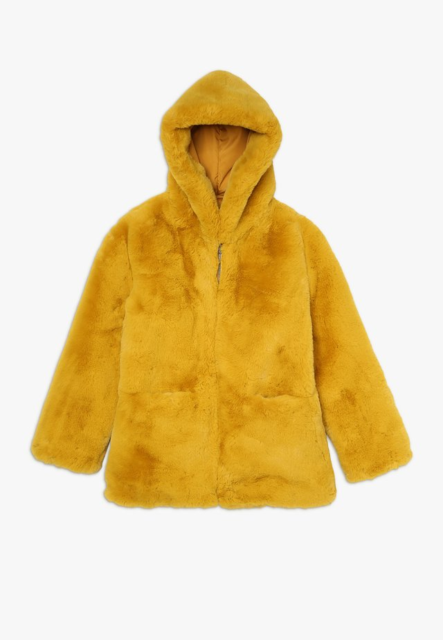 MARCIA - Winter coat - jaune