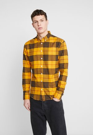 FANNEL SHIRT - Skjorta - yellow