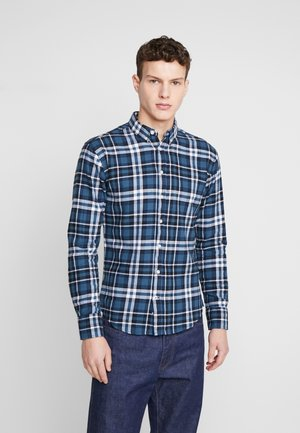 FANNEL SHIRT - Skjorte - blue