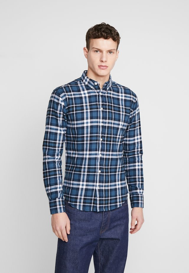 FANNEL SHIRT - Hemd - blue