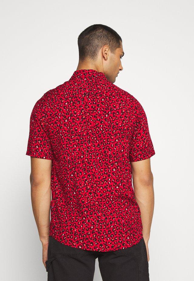 GRANDE - Skjorte - red