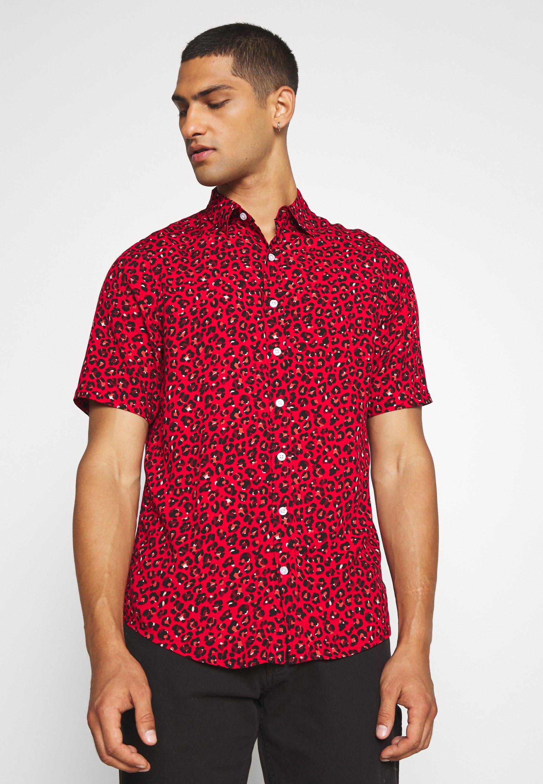 Denim Project Grande - Camicia Red xFtio