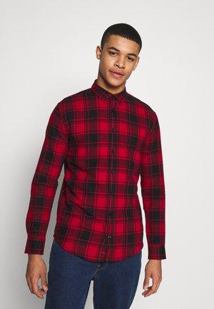 CHECK  - Camicia - red
