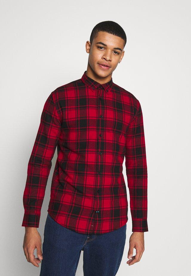 CHECK  - Skjorte - red