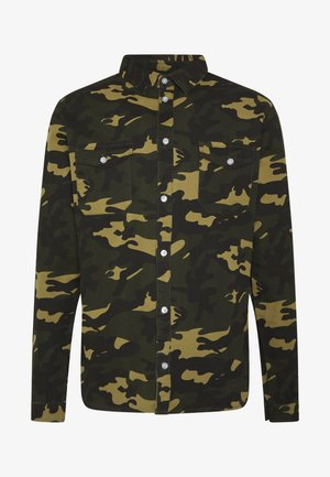 LUIS - Shirt - olive