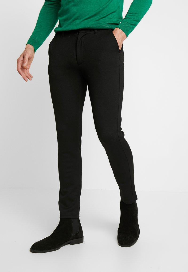 Denim Project - Pantaloni - black