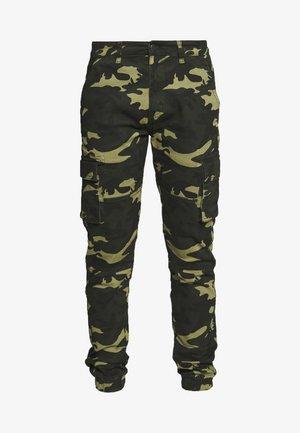 PANT - Pantalon cargo - army
