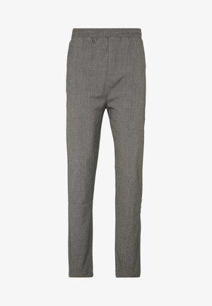SUIT PANT - Pantalon classique - grey