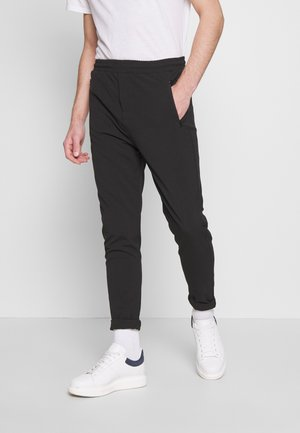 SUIT PANT - Pantaloni - black