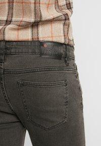 Denim Project - MR. RED - Jeans Skinny - grey - 5