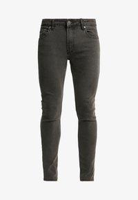 Denim Project - MR. RED - Jeans Skinny - grey - 4