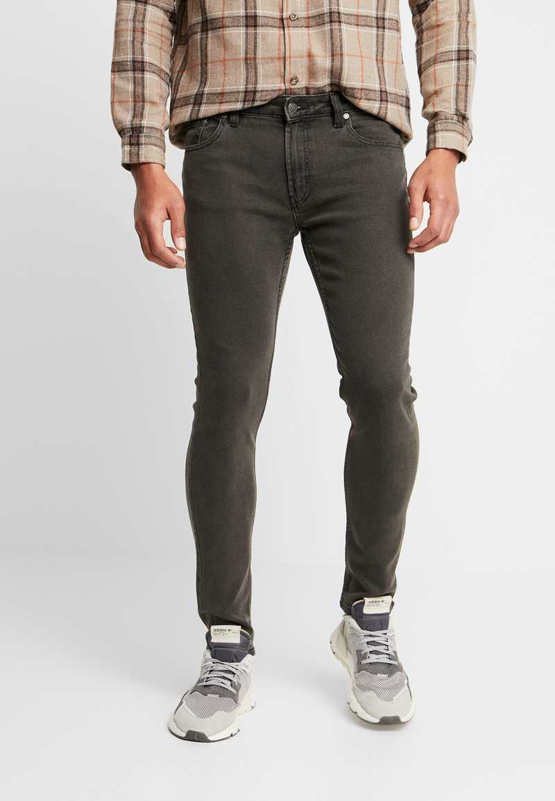 Denim Project - MR. RED - Jeans Skinny - grey