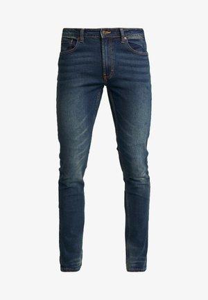 MR. RED - Jeans Skinny Fit - dark blue vintage