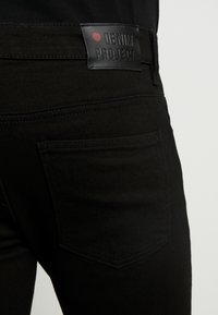 Denim Project - MR. RED - Jeans Skinny Fit -  black - 4