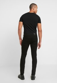 Denim Project - MR. RED - Jeans Skinny Fit -  black - 2
