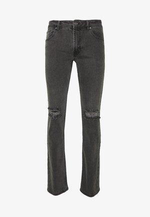 KNEEHOLE - Jeans Skinny Fit - grey