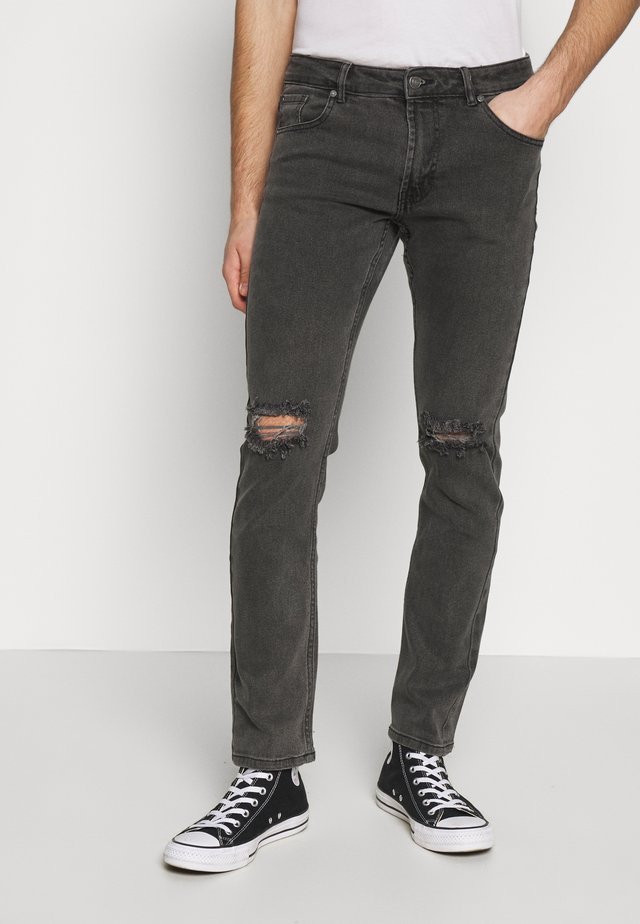 KNEEHOLE - Jeans Skinny Fit - grey