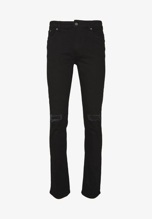 KNEEHOLE - Jeans Skinny Fit - black
