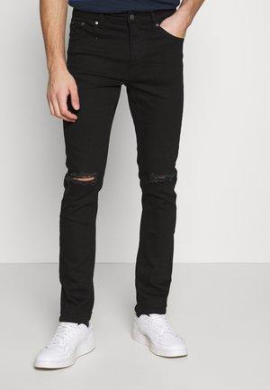KNEEHOLE - Skinny džíny - black