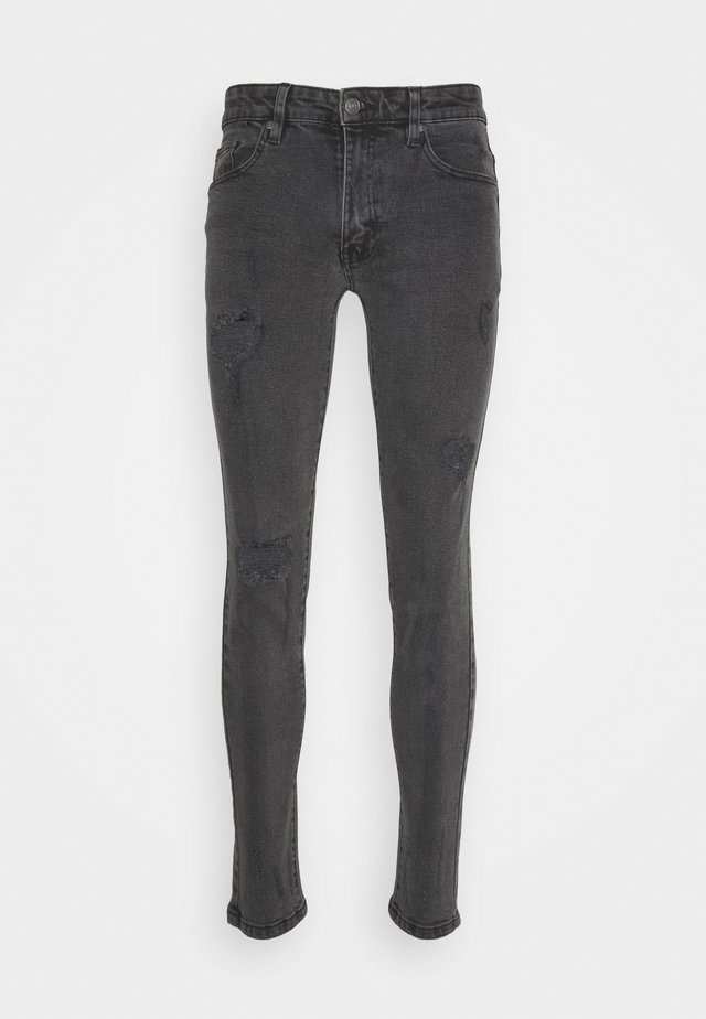 MR RED - Jeans Skinny Fit - grey