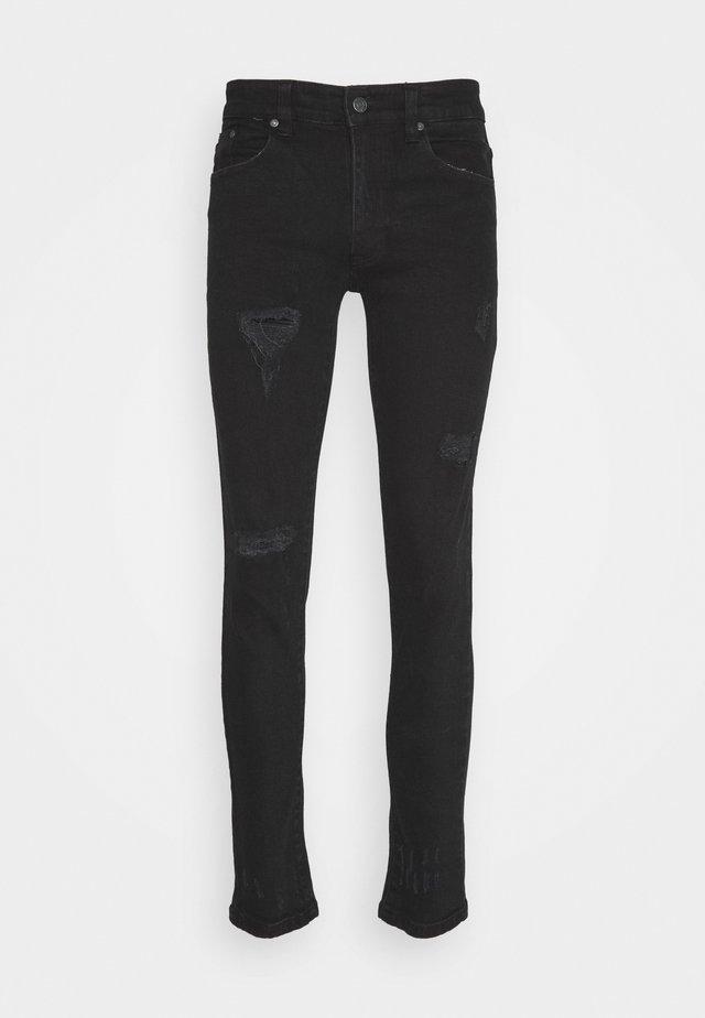 MR RED - Jeans Skinny Fit - black