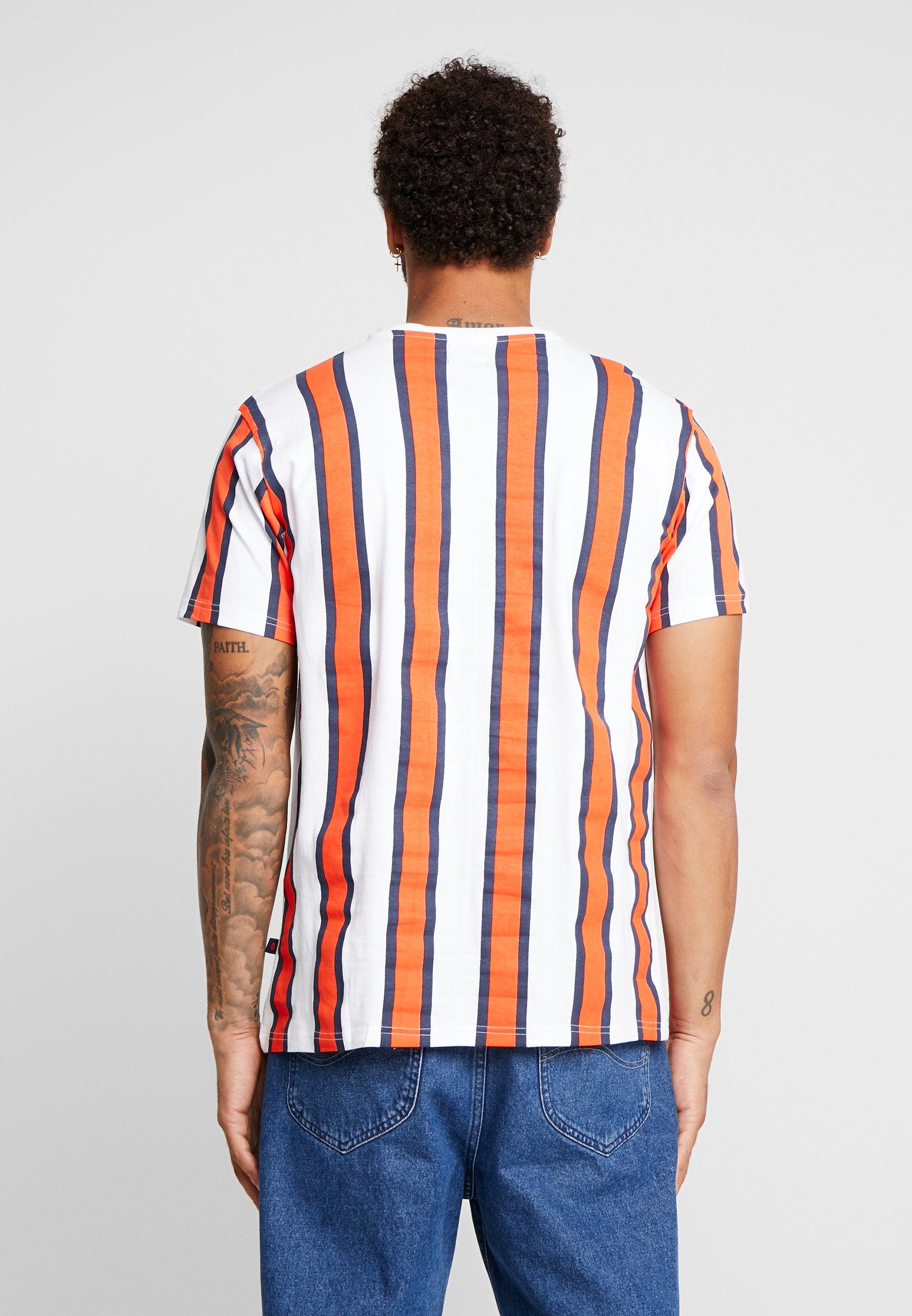 TeeT Stampa Denim shirt Mulit Project White Con D9YHIeWE2